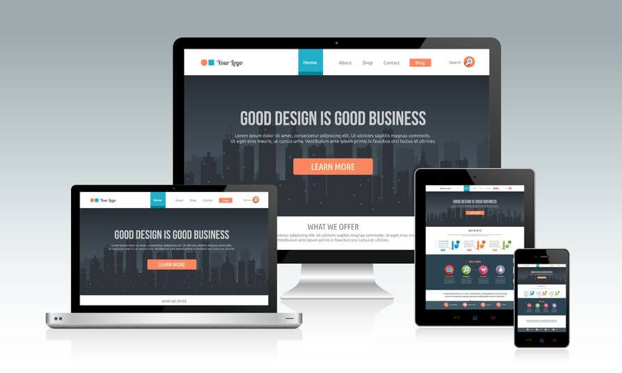 mobile friendly responsive web design
